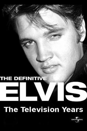 The Definitive Elvis: The Television Years Poster