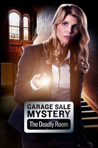 Garage Sale Mystery: The Deadly Room Poster