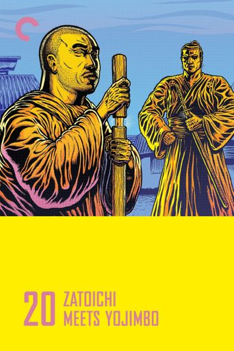 Watch Zatoichi Meets Yojimbo