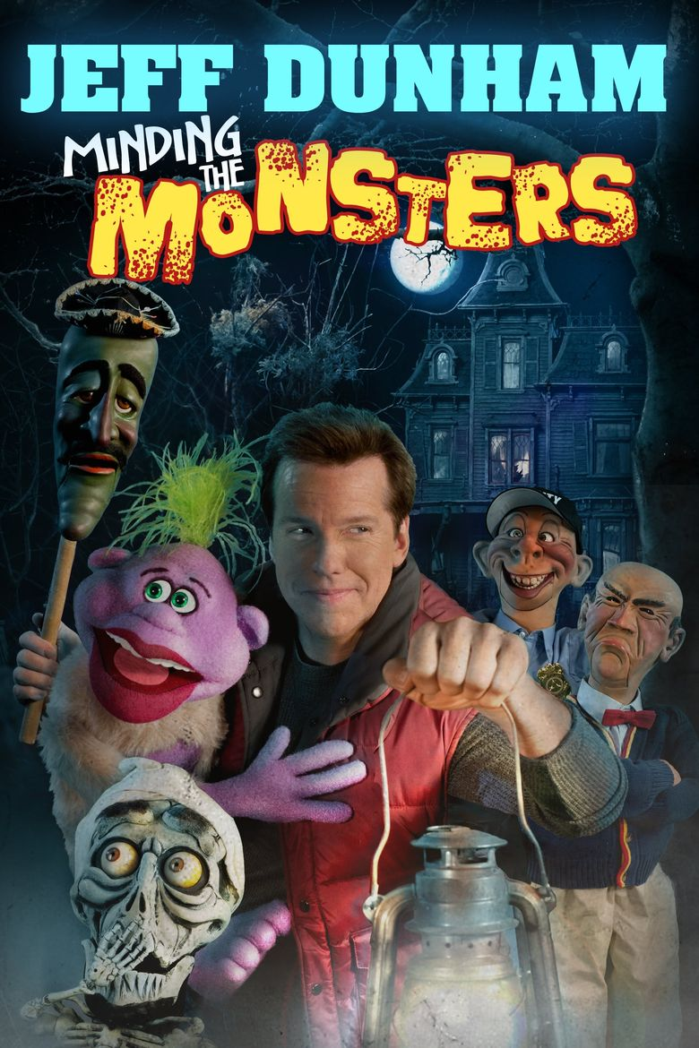 Jeff Dunham: Minding the Monsters Poster