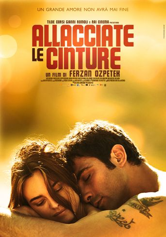Fasten Your Seatbelts Poster