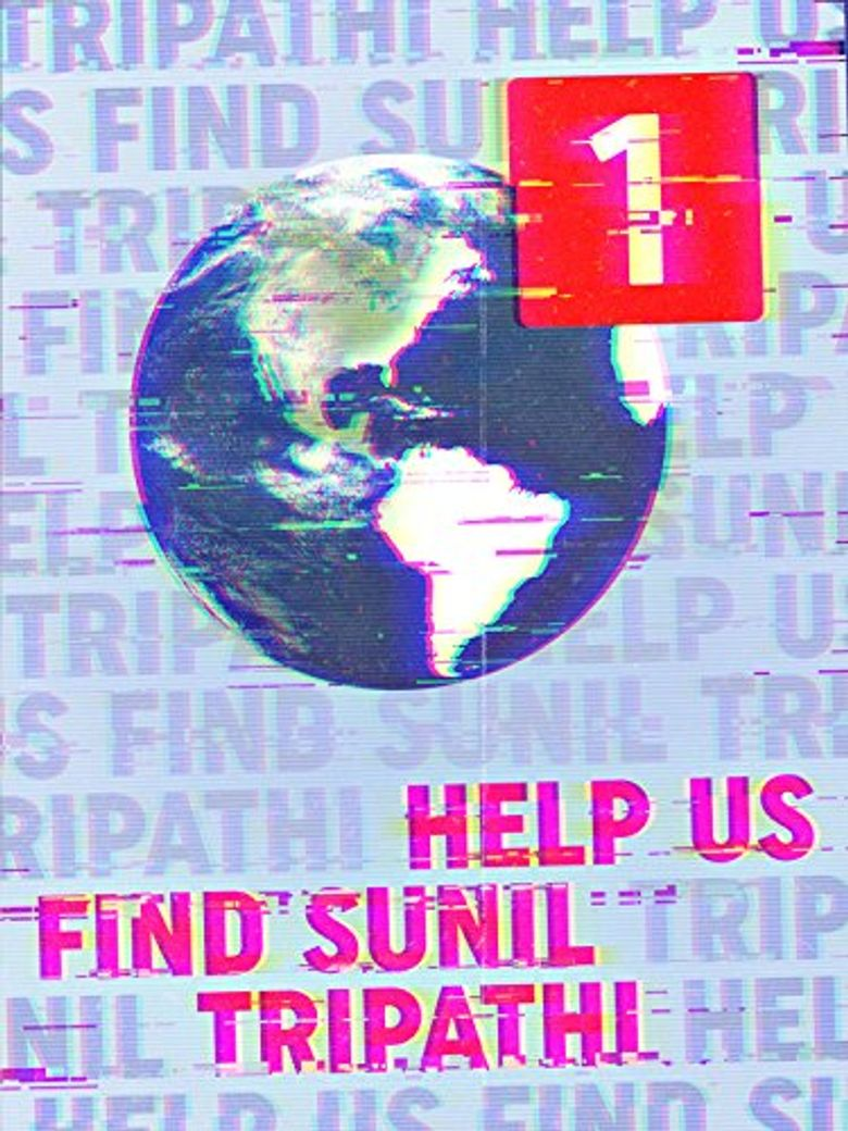 Help Us Find Sunil Tripathi Poster