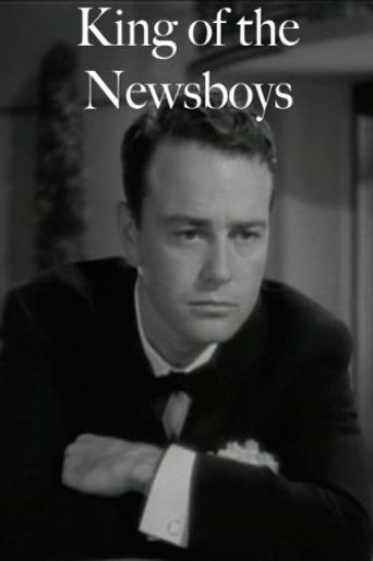 King of the Newsboys Poster