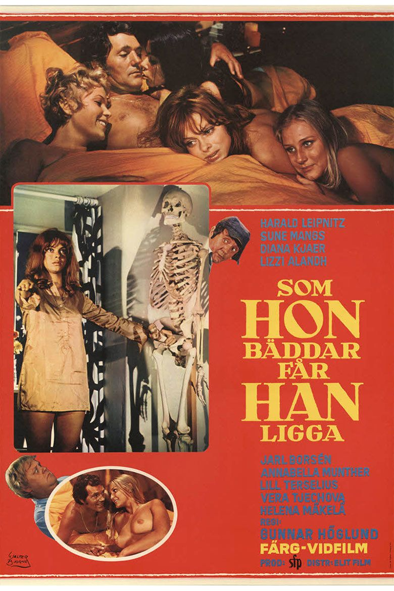 Do You Believe in Swedish Sin? Poster