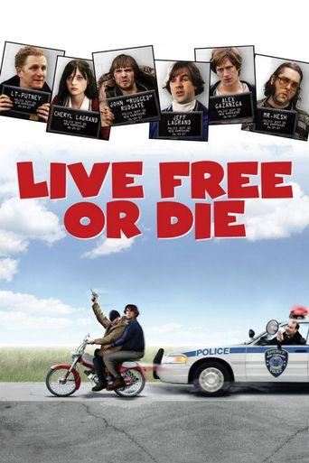Live Free or Die Poster