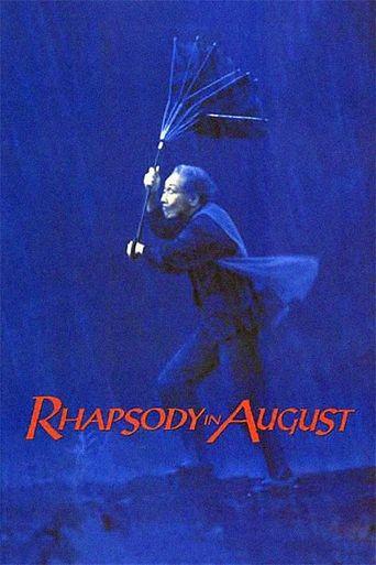 Rhapsody in August Poster