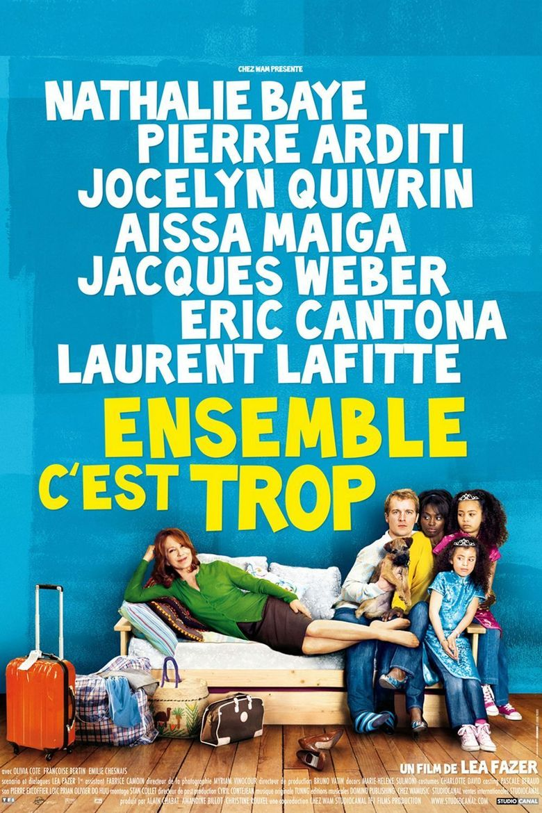 Together Is Too Much Poster