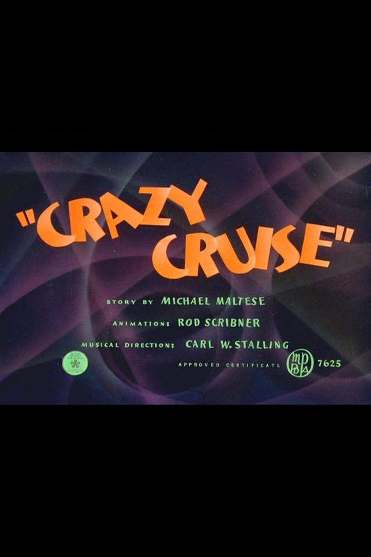 Crazy Cruise Poster