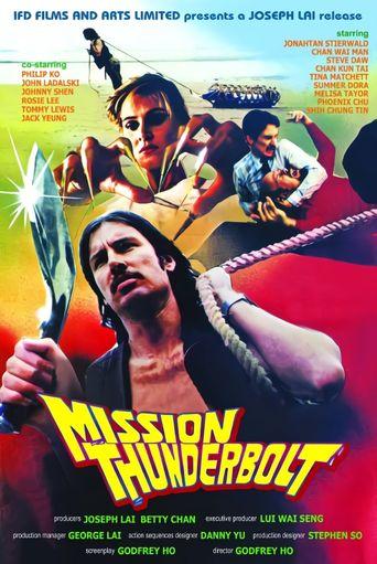 Mission Thunderbolt Poster