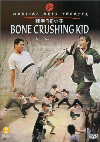 The Bone Crushing Kid Poster