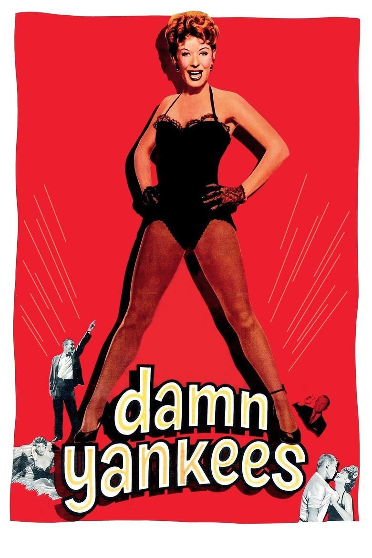 Damn Yankees! Poster