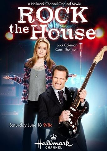 Rock the House Poster