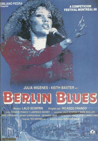 Berlin Blues Poster