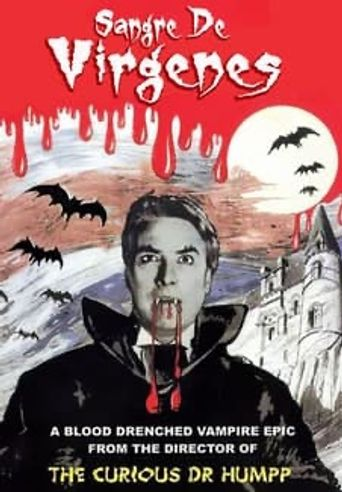 Blood of the Virgins Poster
