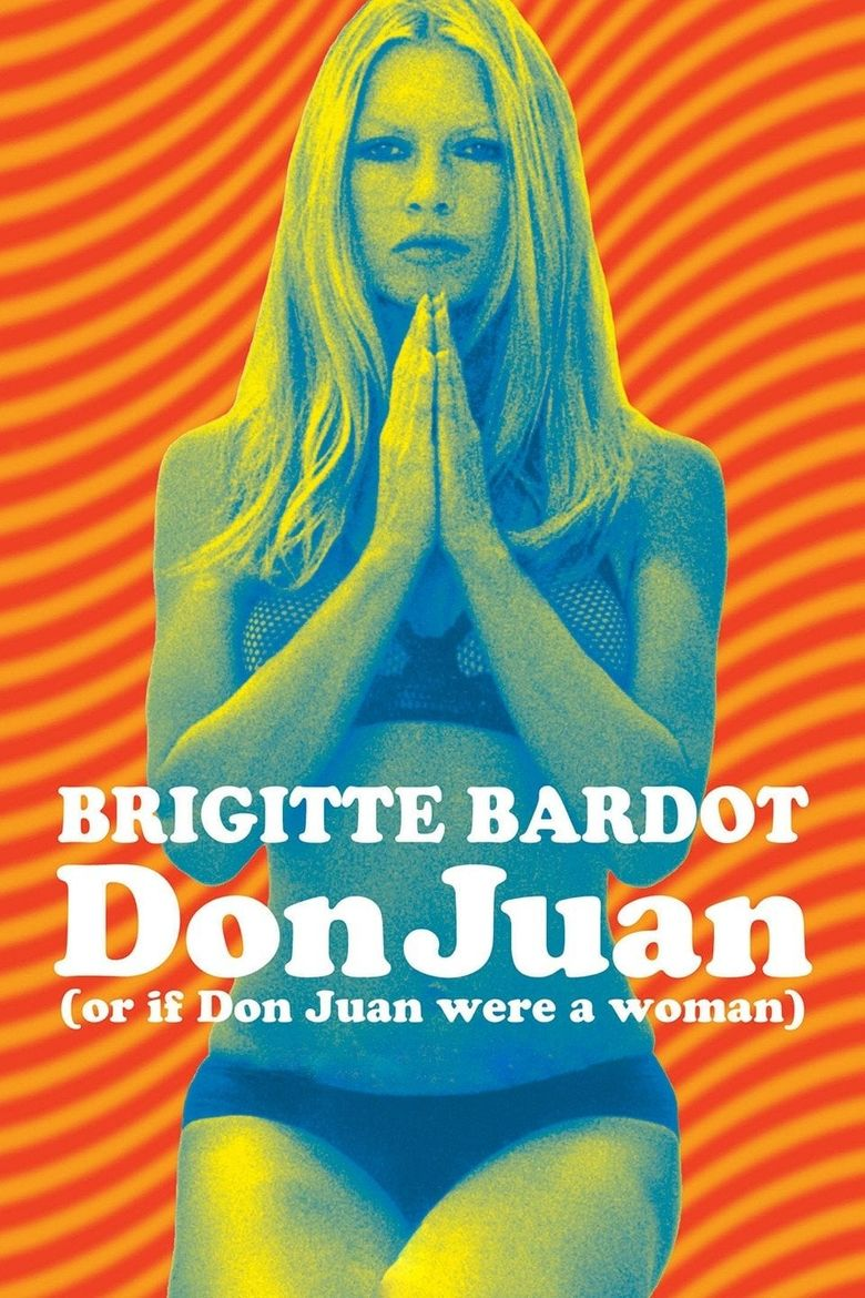 Don Juan or If Don Juan Were a Woman Poster