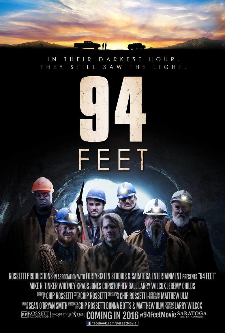 94 Feet Poster