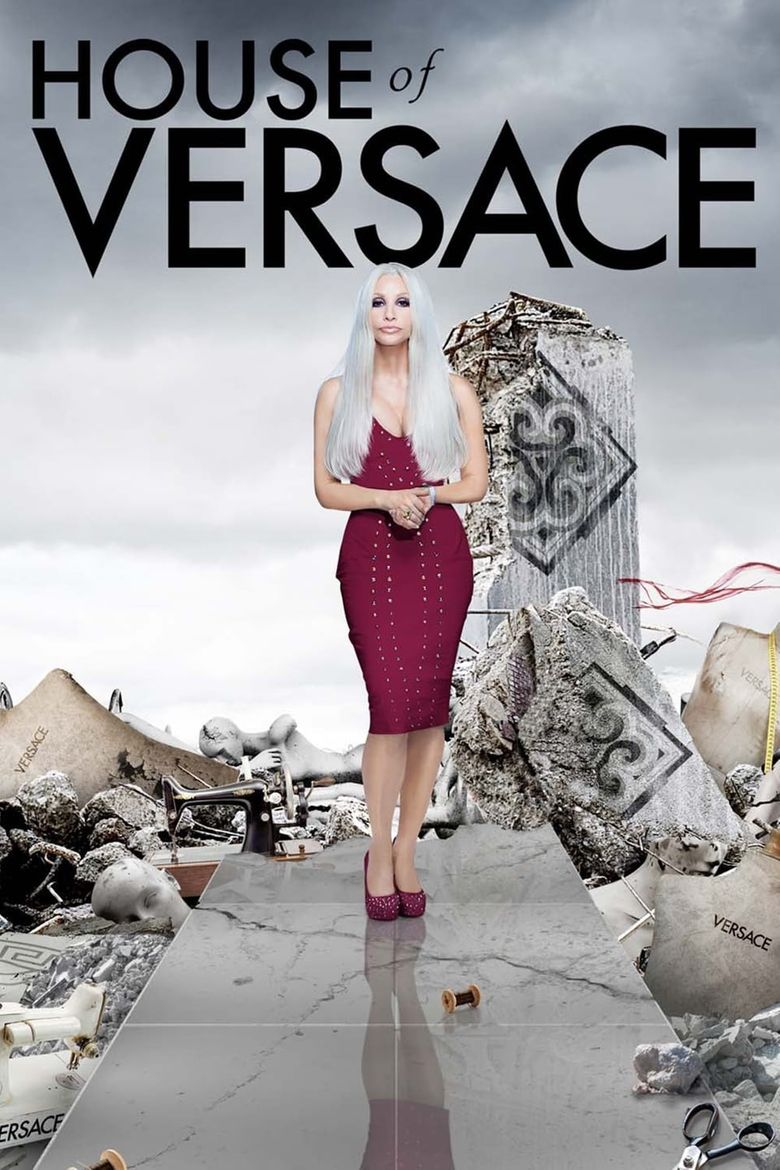 House of Versace Poster