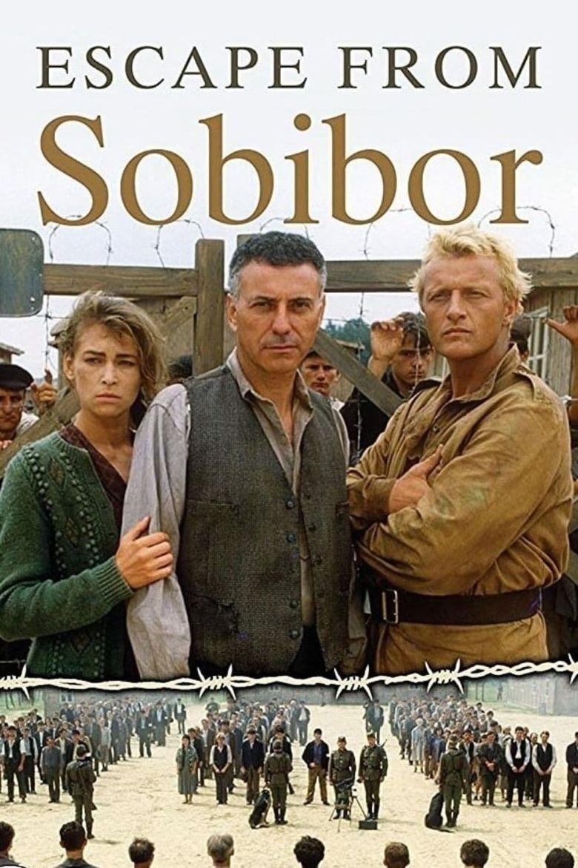 Escape from Sobibor Poster