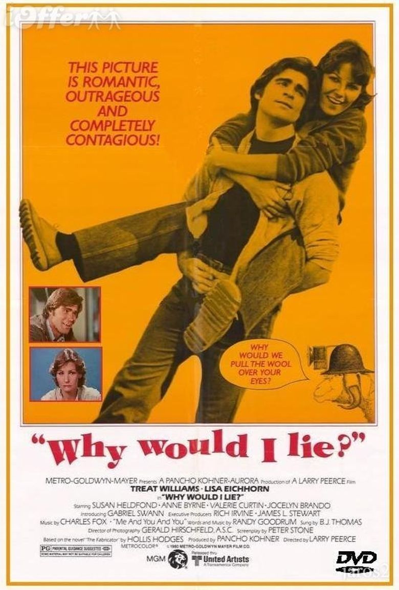 Why Would I Lie? Poster