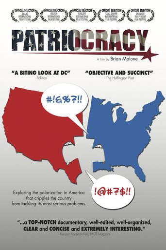 Patriocracy Poster