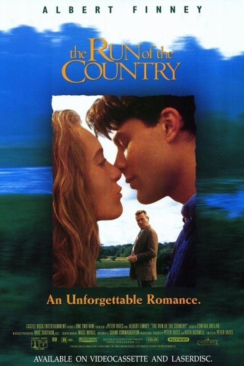 The Run of the Country Poster