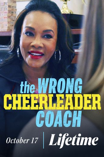 The Wrong Cheerleader Coach Poster