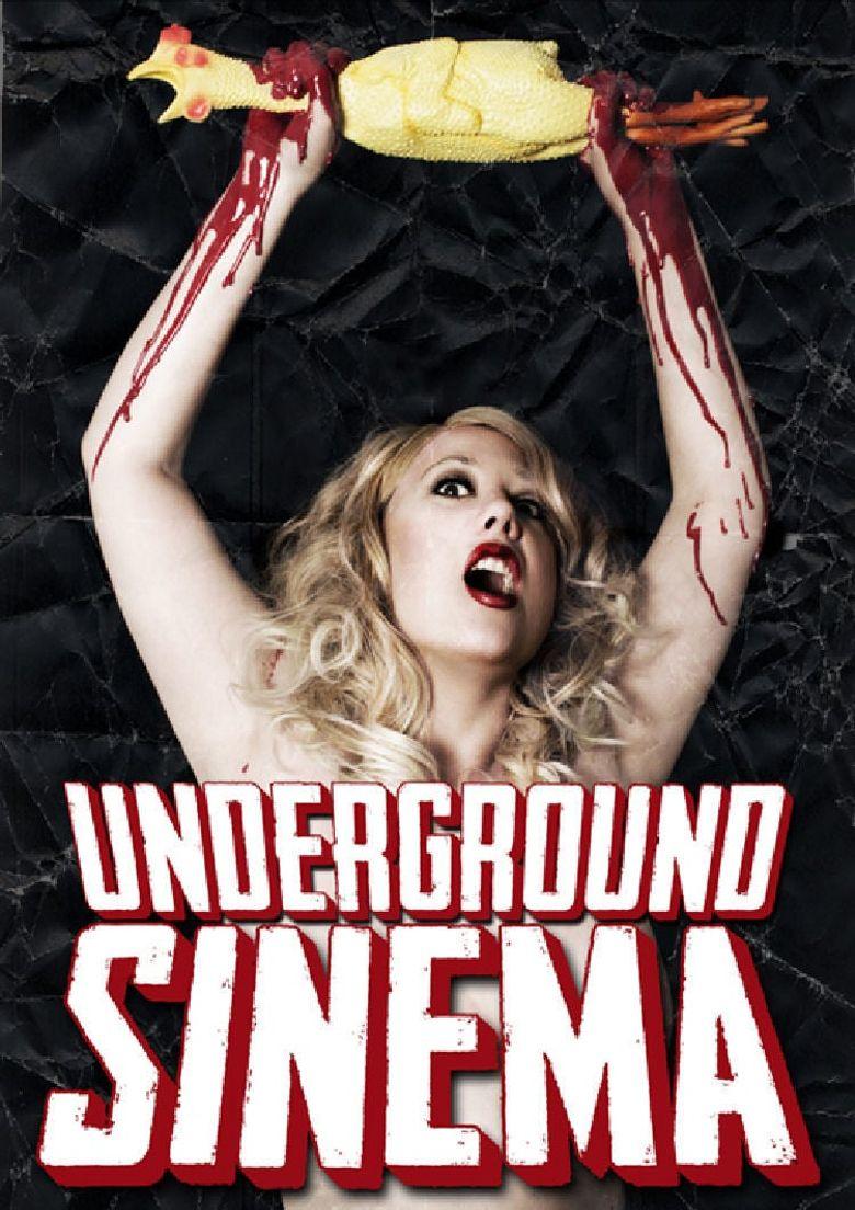 The Underground Sinema Poster