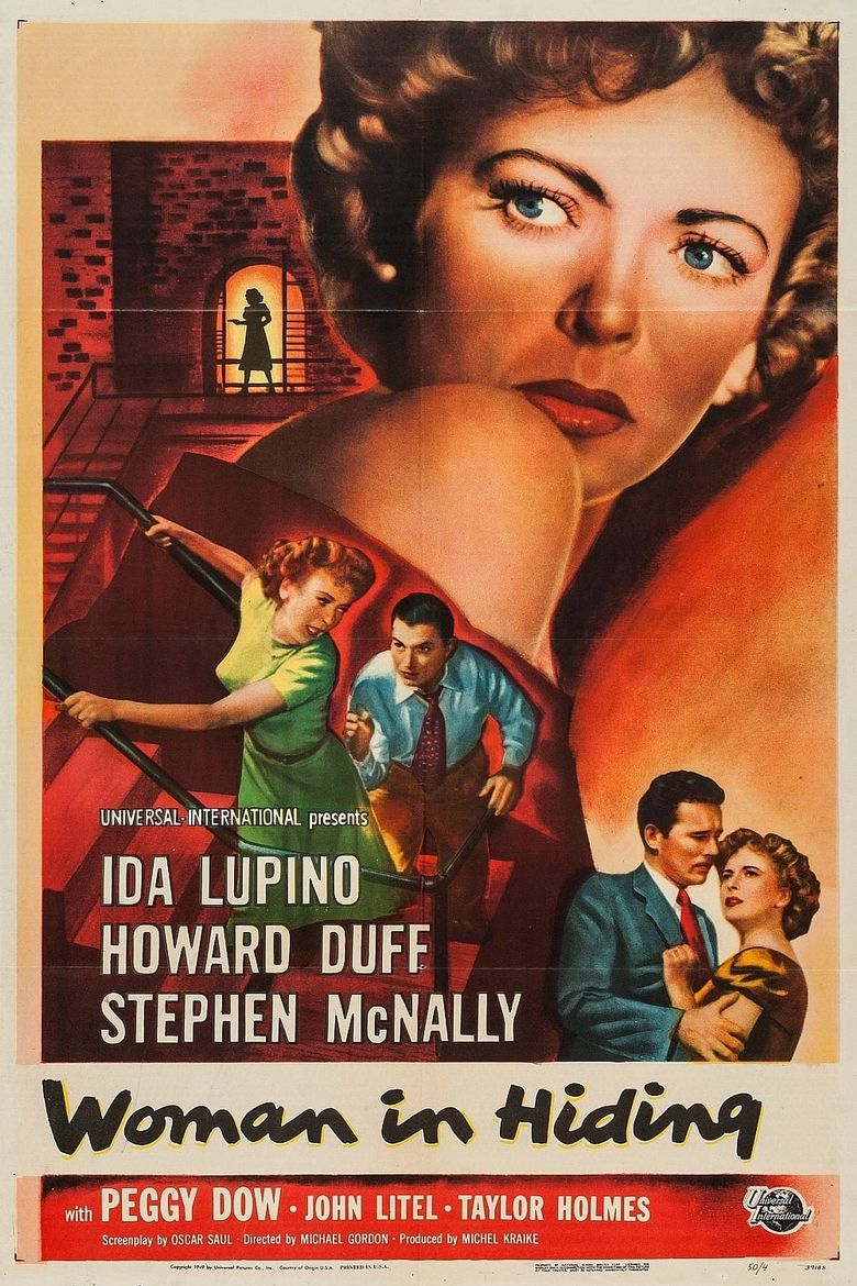 Woman in Hiding Poster