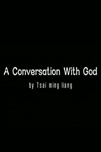 A Conversation With God Poster