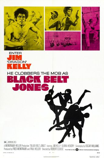 Watch Black Belt Jones
