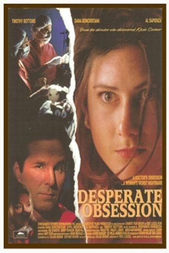 Desperate Obsession Poster