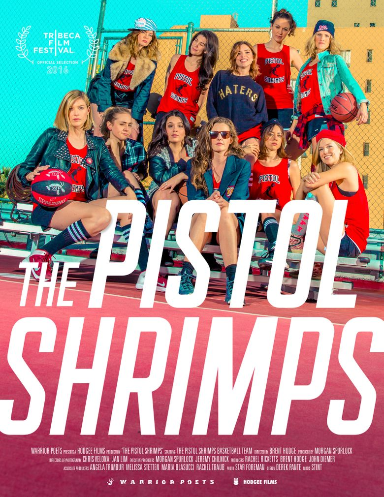 The Pistol Shrimps Poster