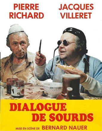 Dialogue de sourds Poster