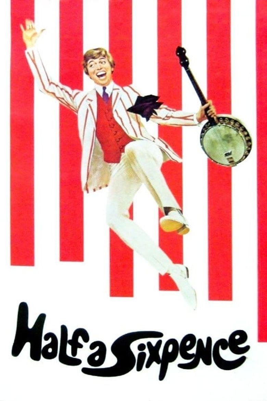 Half a Sixpence Poster