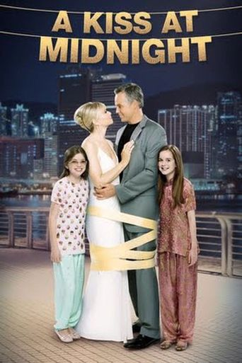 A Kiss at Midnight Poster