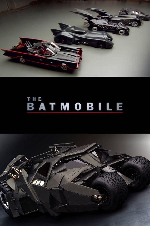 The Batmobile Poster