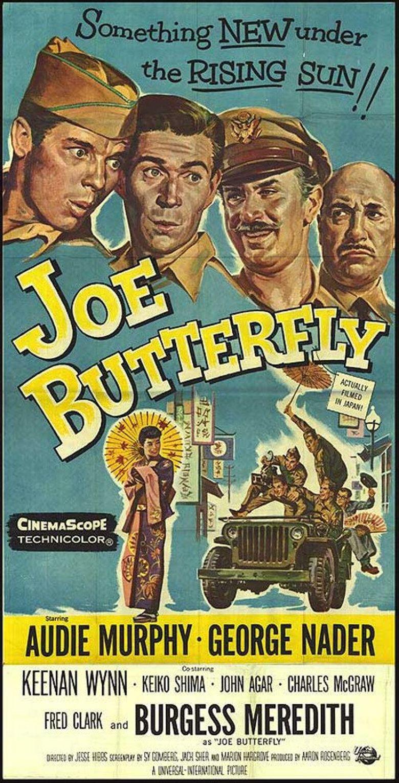 Joe Butterfly Poster