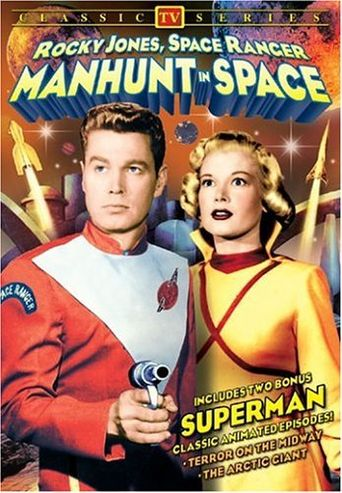 Watch Manhunt in Space