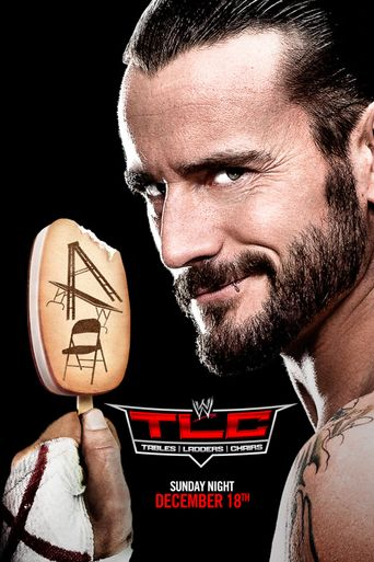 WWE TLC: Tables Ladders & Chairs 2011 Poster