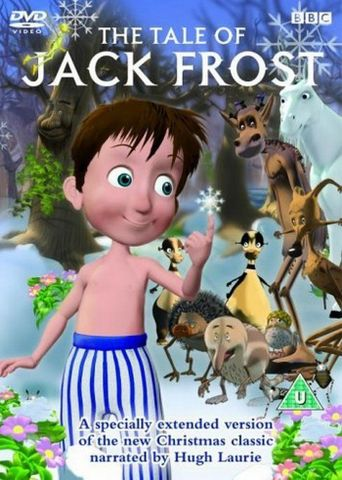 The Tale of Jack Frost Poster