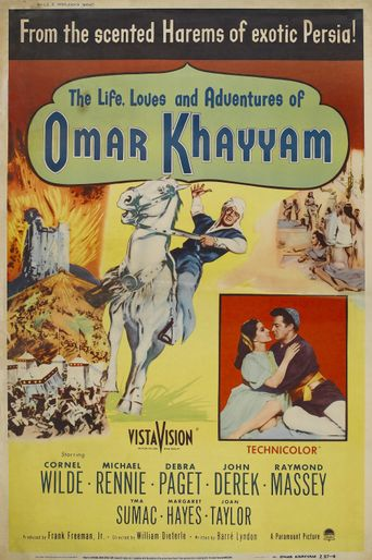 Watch Omar Khayyam