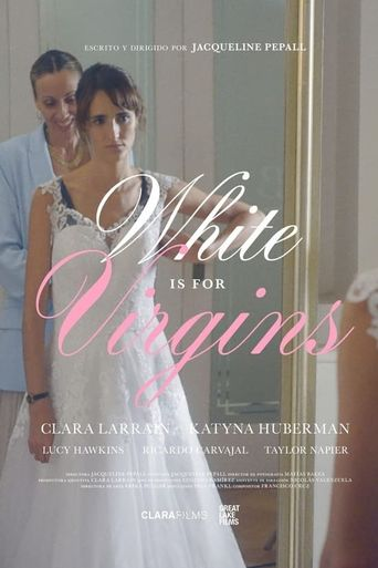 White is for Virgins Poster