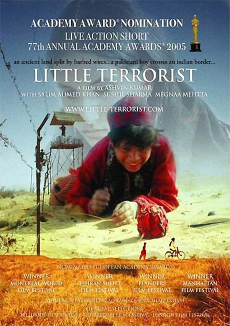 Watch Little Terrorist