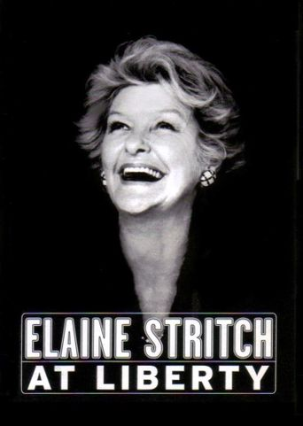 Elaine Stritch: At Liberty Poster
