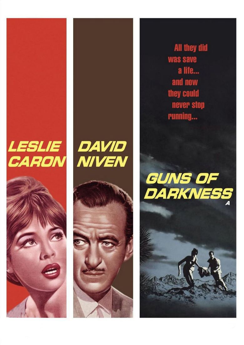 Guns of Darkness Poster