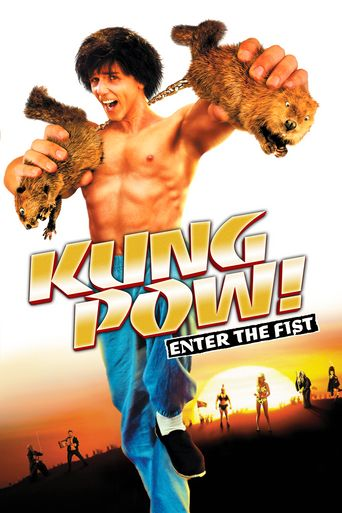 Kung Pow: Enter the Fist Poster