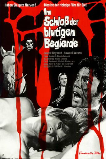 In the Castle of Bloody Desires Poster