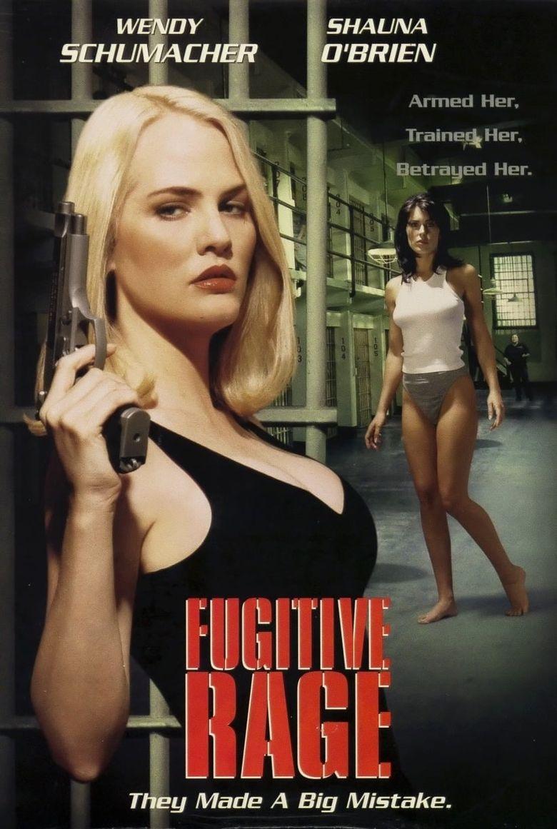 Fugitive Rage Poster