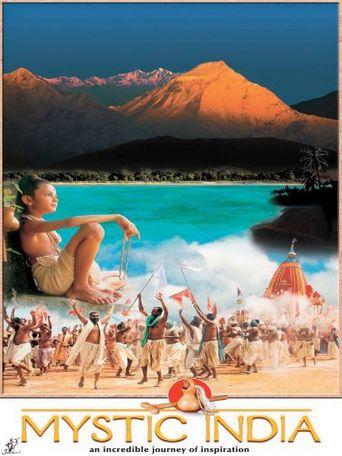 Mystic India Poster