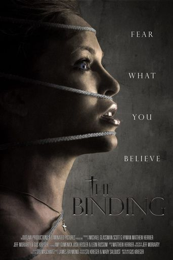 The Binding Poster